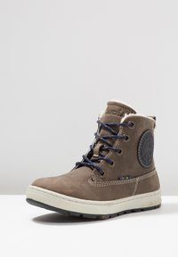 Lurchi - DOUG-TEX - Lace-up ankle boots - fossil atlantic - 2