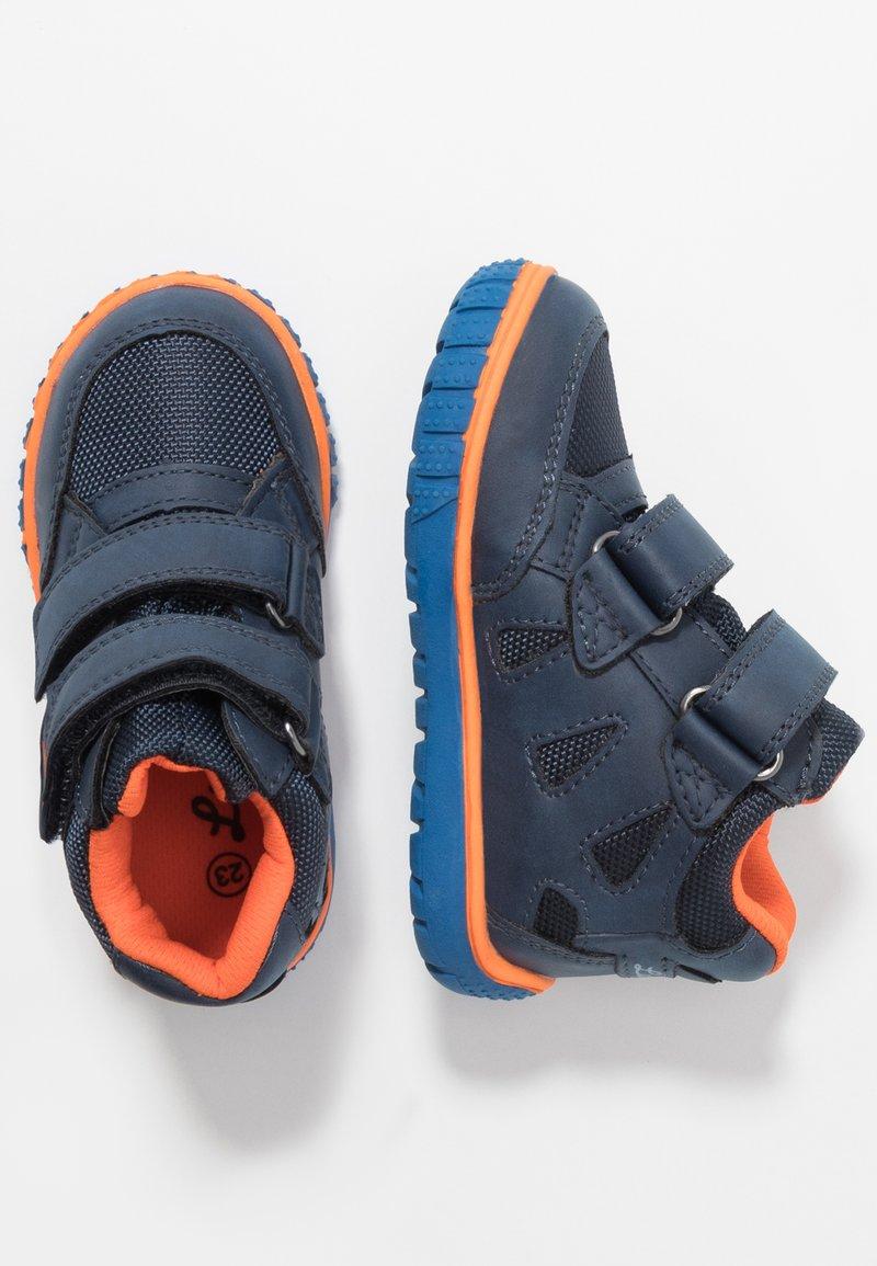 Lurchi - JORGE TEX - Trainers - cobalt/orange