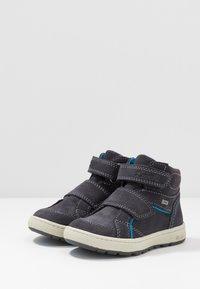 Lurchi - DILO-TEX - Baskets montantes - charcoal - 3