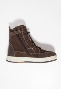 Lurchi - DEWIE-TEX - Lace-up ankle boots - brown - 1