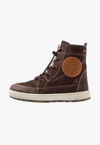 Lurchi - DEWIE-TEX - Lace-up ankle boots - brown - 0