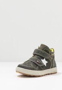 Lurchi - DERO-TEX - Kotníkové boty - black olive - 2