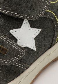 Lurchi - DERO-TEX - Kotníkové boty - black olive - 5
