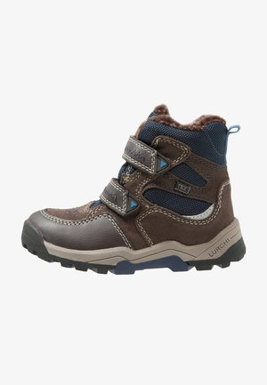 TIMO-TEX - Zimní obuv - brown/navy
