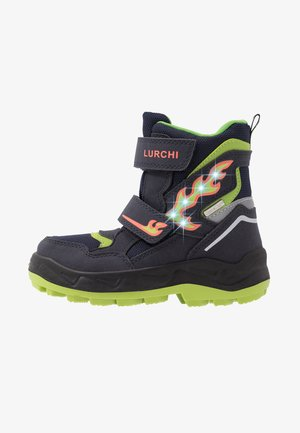 KANE SYMPATEX - Winter boots - atlantic green