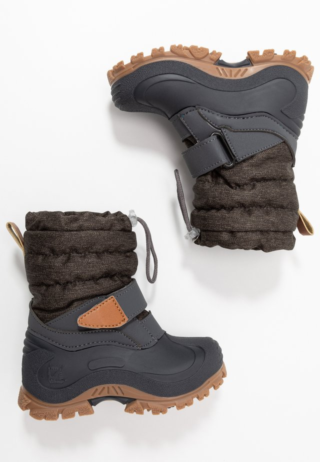 FINN - Winter boots - grey