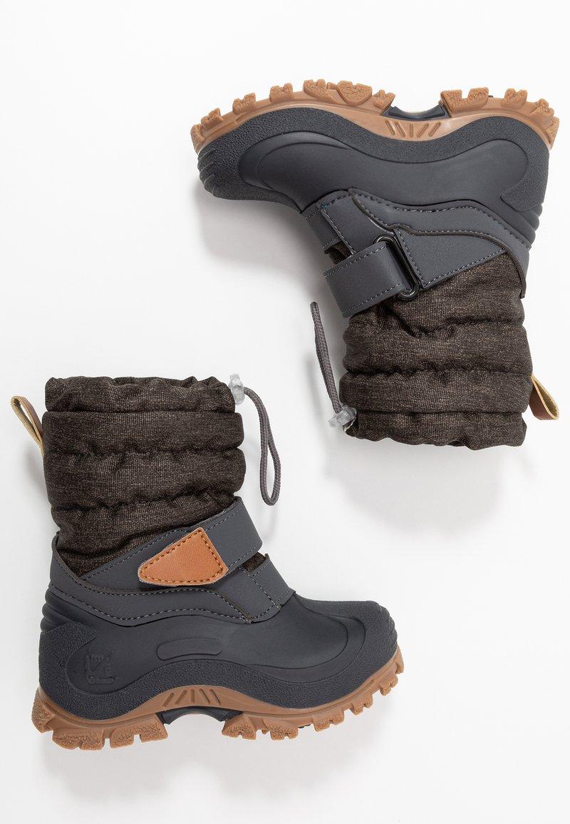 Lurchi - FINN - Winter boots - grey