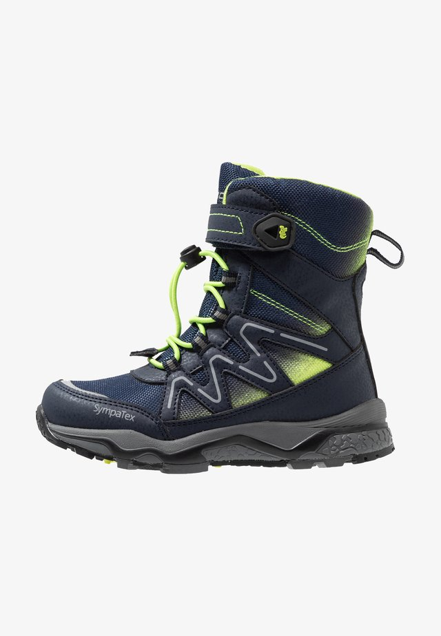 LIZARD SYMPATEX - Snowboot/Winterstiefel - navy