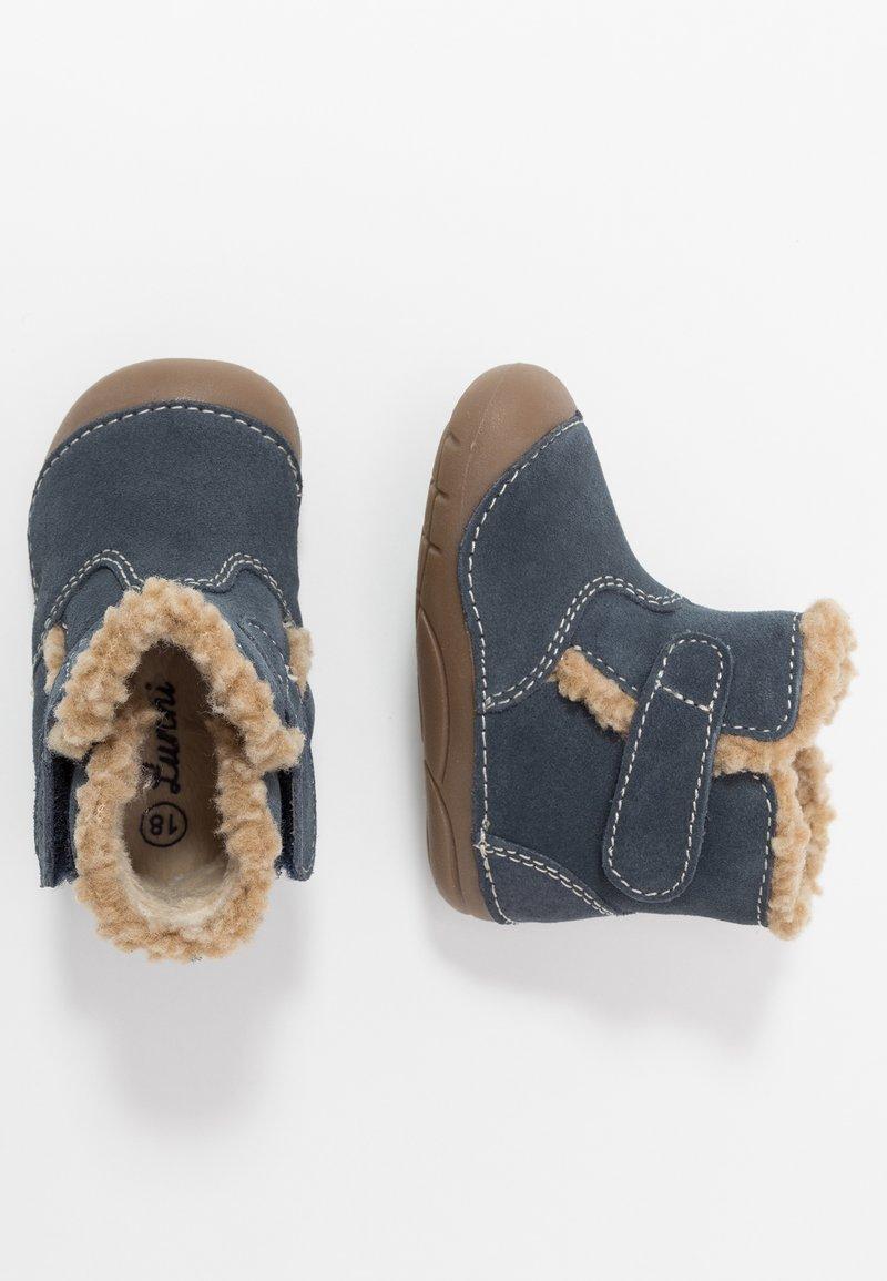 Lurchi - FLANC - Chaussons pour bébé - navy