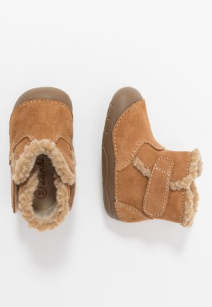 FLANC - First shoes - tan