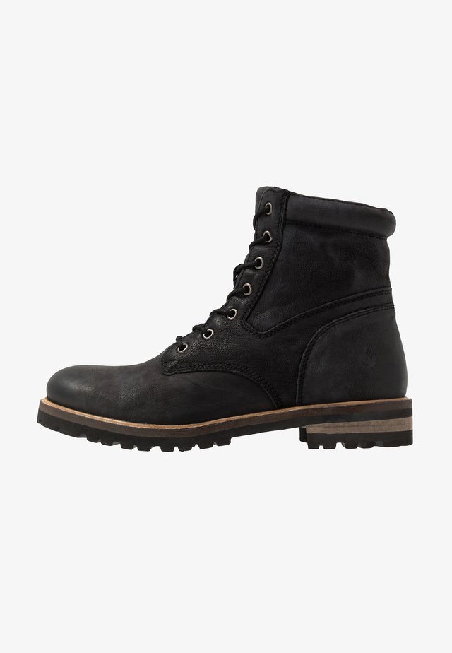 KYTON - Veterboots - black