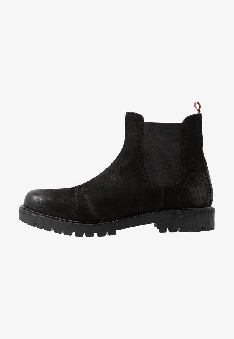 Lumberjack - LAMMY - Classic ankle boots - black