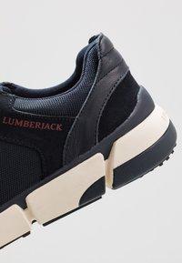 Lumberjack - DYNAMIC - Sneaker low - universe blue - 5