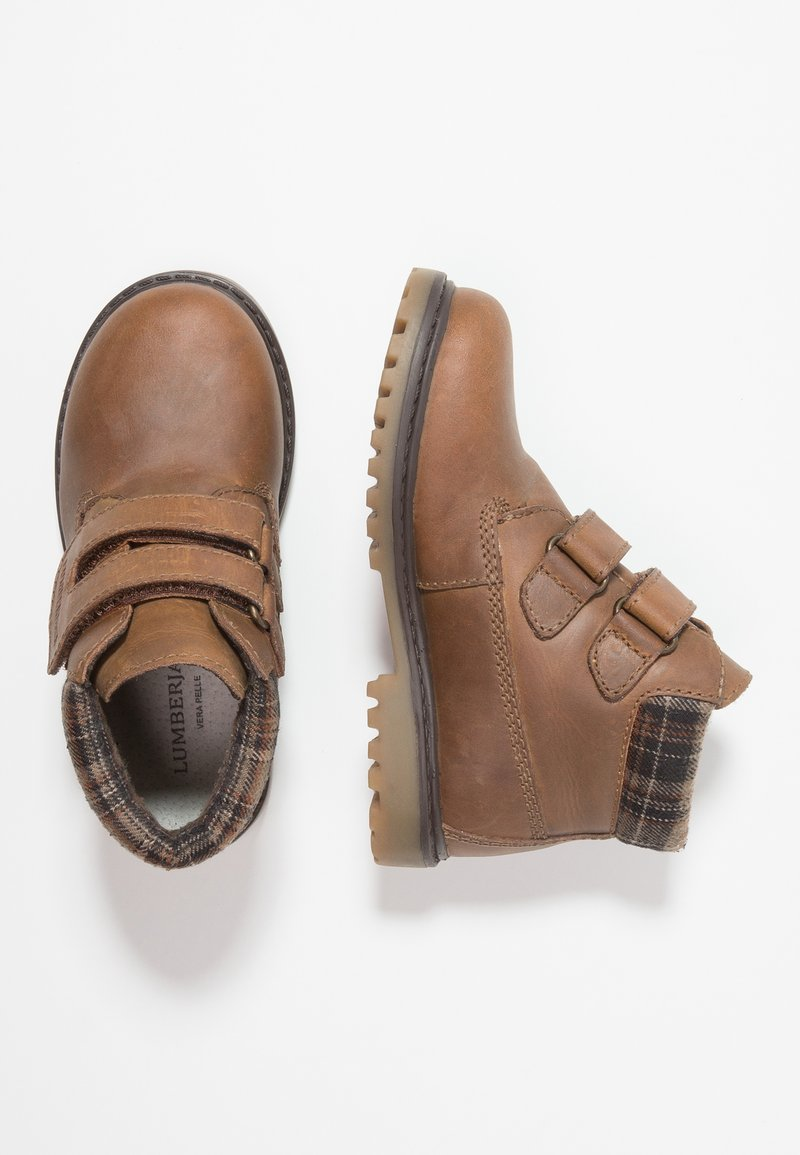 Lumberjack - LITTLE - Classic ankle boots - brown