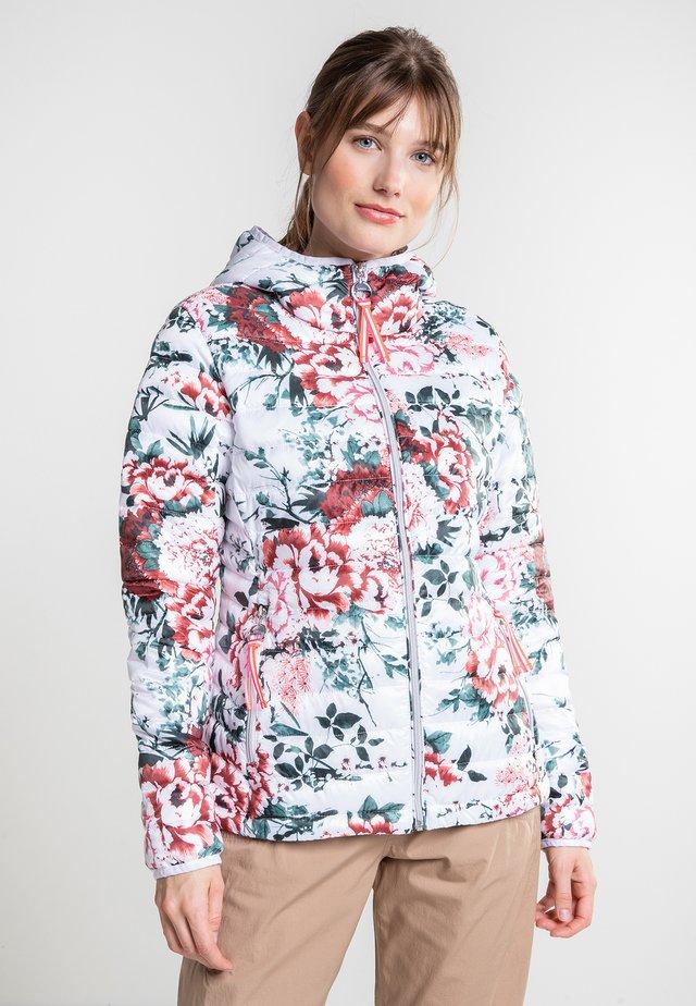 ANNALA - Winter jacket - raspberry