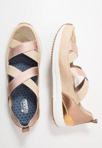 Luhta - ILOSTUVA - Walking sandals - cement - 1