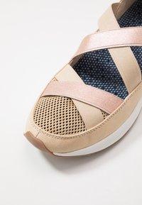Luhta - ILOSTUVA - Walking sandals - cement - 5