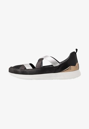 ILOSTUVA - Chodecké sandály - black