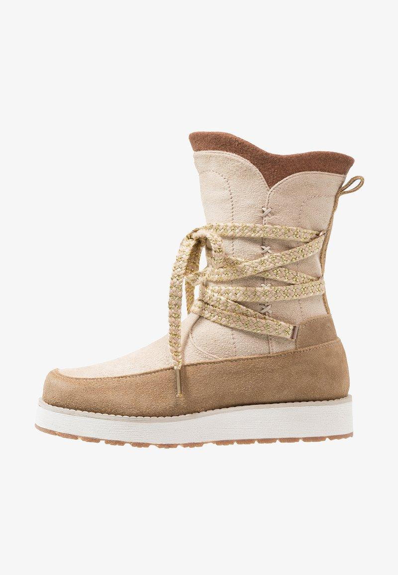 Luhta - LEONORA - Winter boots - beige