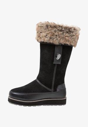 LEENA - Zimní obuv - black