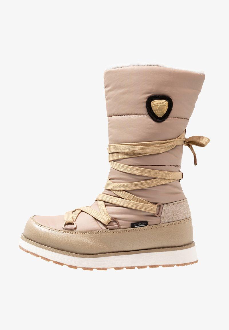 Luhta - LEXIE - Winter boots - beige