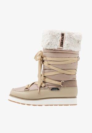 TAHTOVA MS - Snowboots  - beige