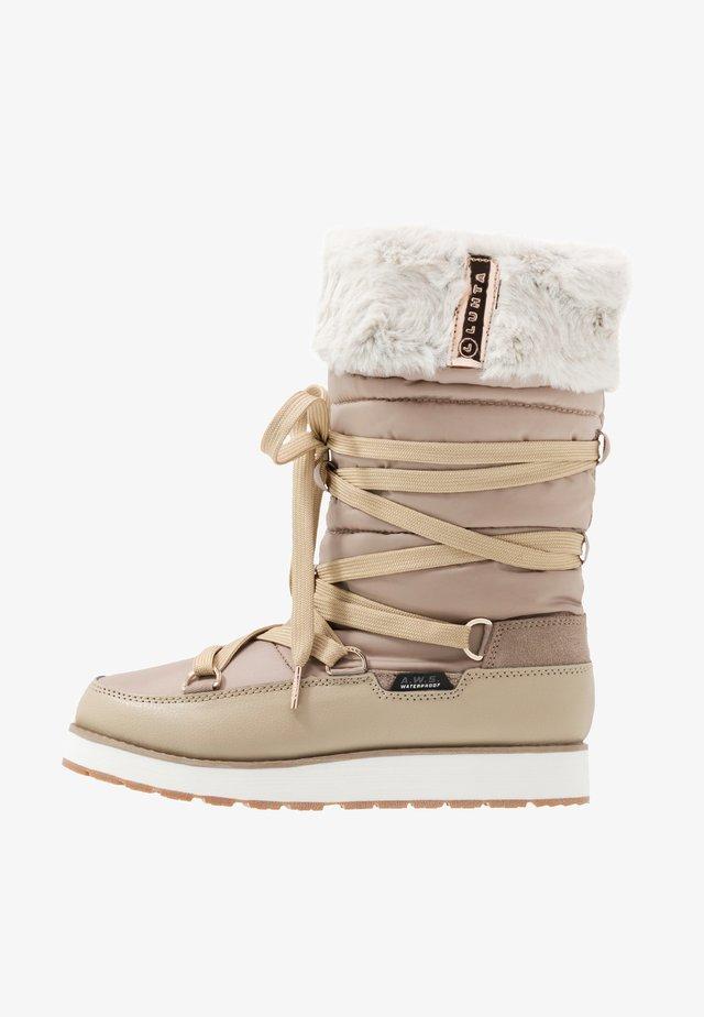 TAHTOVA MS - Winter boots - beige