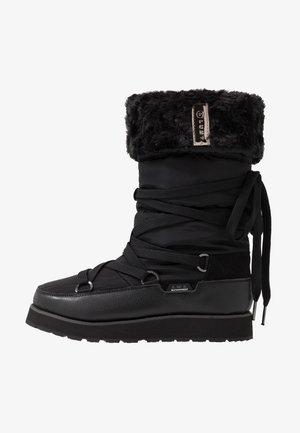 TAHTOVA MS - Vinterstøvler - black