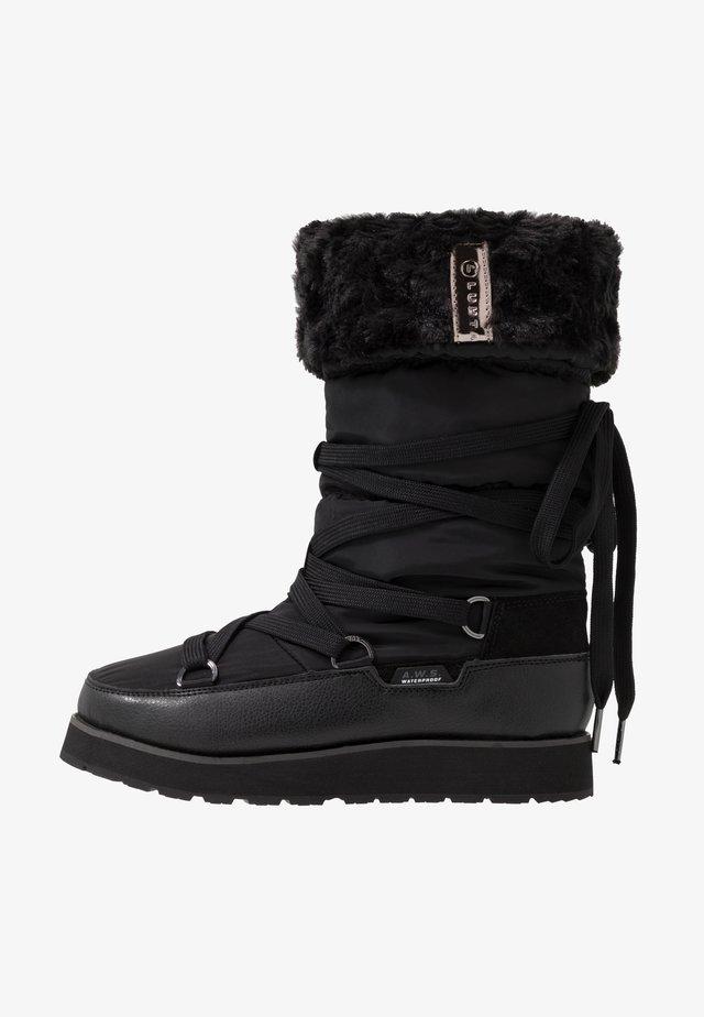 TAHTOVA MS - Winter boots - black