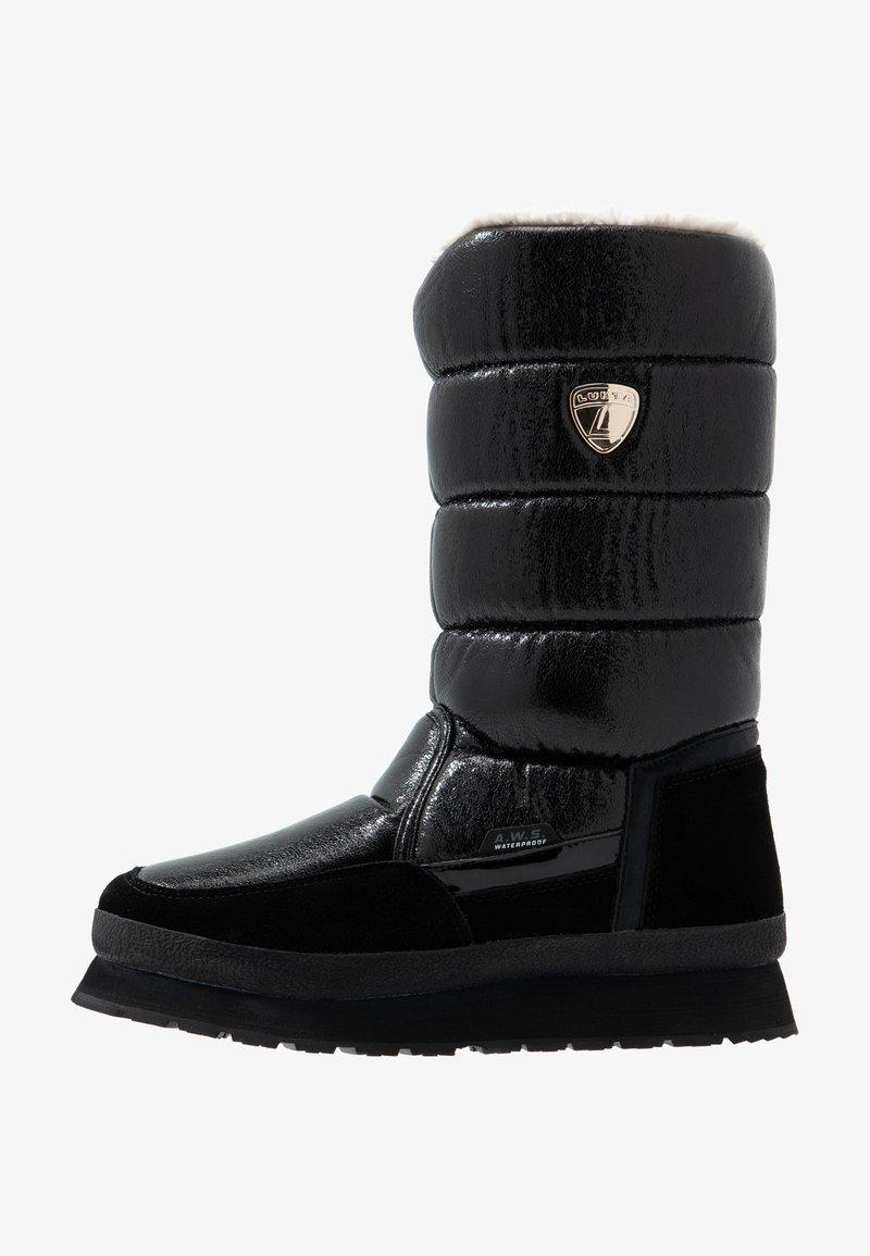 Luhta - VALKEA  - Vinterstøvler - black