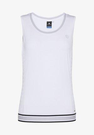 HONKILAHTI - Funkční triko - optic white