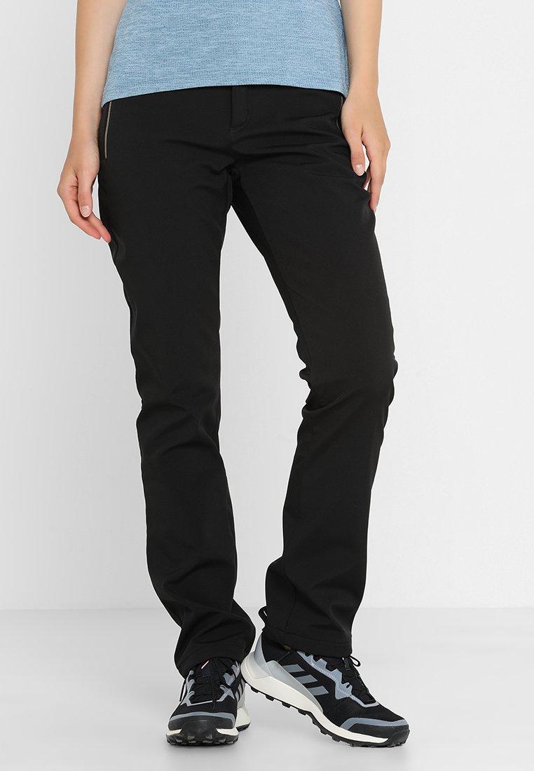 Luhta - SUSAN - Pantalones - black