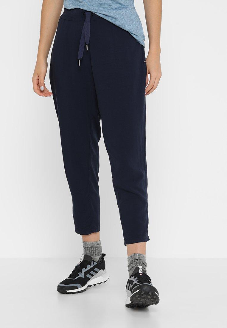 Luhta - PIPSA - Trousers - marinenblau