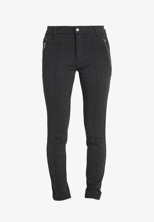 JAUHIALA - Trainingsbroek - lead grey