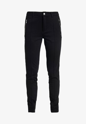 JOROINEN - Trousers - black