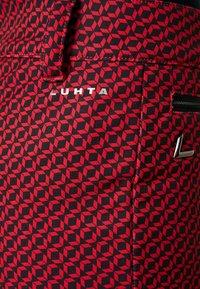 Luhta - JUNES - Skibroek - classic red - 4