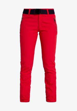 JOENTAUS - Ski- & snowboardbukser - classic red
