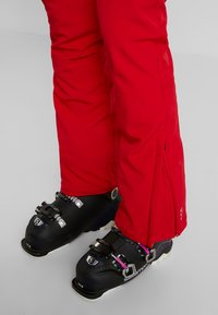 Luhta - JOENTAUS - Pantalon de ski - classic red - 3
