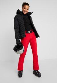 Luhta - JOENTAUS - Pantalon de ski - classic red - 1