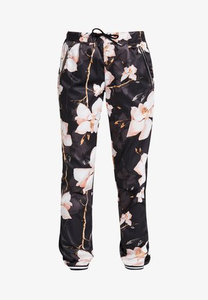 AIKKOLA - Trousers - black