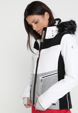 BIANKA - Veste de ski - optic white