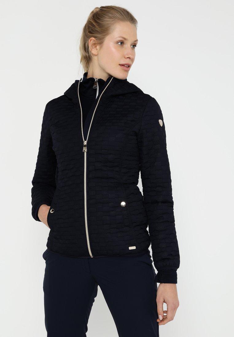 Luhta - LEENA - Outdoor jakke - dunkelblau