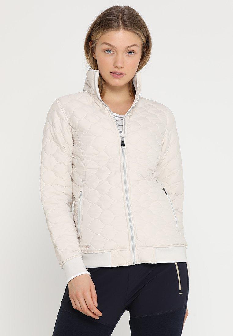 Luhta - MARITTA - Outdoor jacket - naturweiss