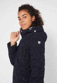 Luhta - IMATRA  - Winter coat - dark blue - 5