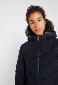 Luhta - IMATRA  - Winter coat - dark blue - 3