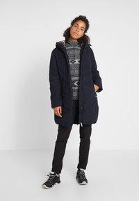 Luhta - IMATRA  - Winter coat - dark blue - 0