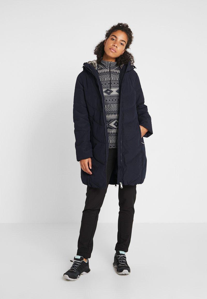 Luhta - IMATRA  - Winter coat - dark blue