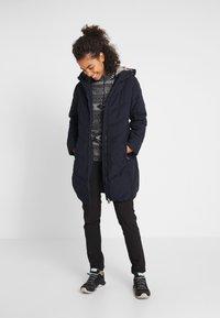 Luhta - IMATRA  - Winter coat - dark blue - 1