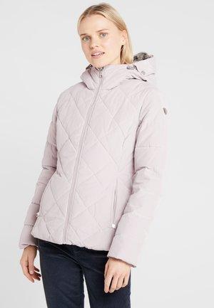 IMMALA - Winter jacket - lilac