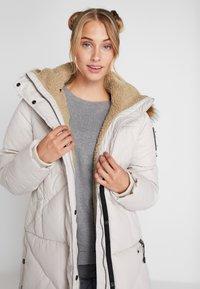 Luhta - INKOINEN - Winter coat - powder - 5
